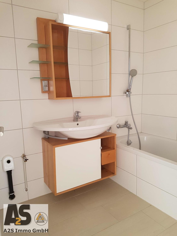 neues Bad mit Wanne