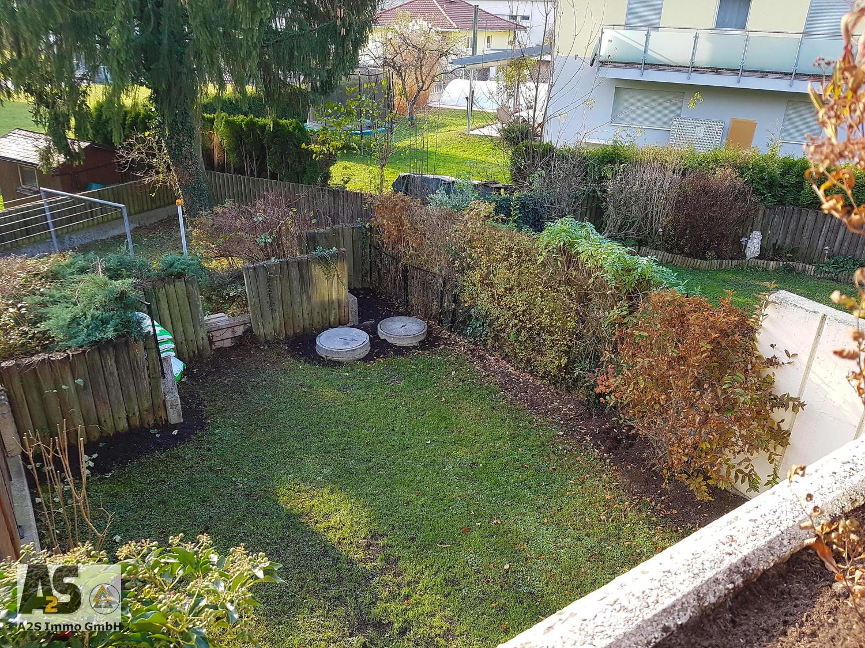 sonniger Garten