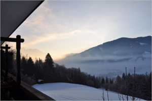 Aussicht/Balkon