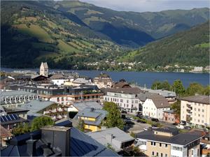 Blick über die Altstadt/view to the old town
