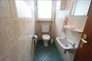 Toilette im Obergeschoss