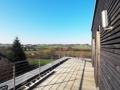 (WHG) Dachterrasse vor der Gästewohnung