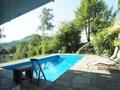Pool mit Ausblick nach Günterstal