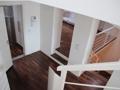 Treppenaufgäng flur vor der Küche