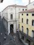 Ausblick auf den Corso Palladio