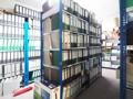 Staumöglichkeit für Büromaterialien