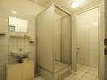 2. WC mit Dusche