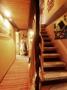 Flur und Treppenaufgang zum Obergeschoss