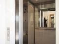 Fahrstuhl mit Videoüberwachung ins Penthouse