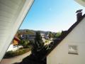 Ausblick in Richtung Freiburg aus dem Dachgeschoss