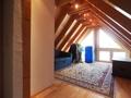 gemütliches Zimmer im Dachgeschoss