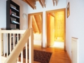 Treppenabsatz im Dachgeschoss