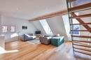 Visualisierung Maisonette-Wohnung