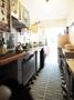 Blick von der Küche in die Loggia