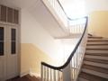 helles, großzügiges Treppenhaus