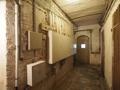 Kellerraum mit Zählerschränken