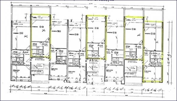 Grundriss Wohnungen EG