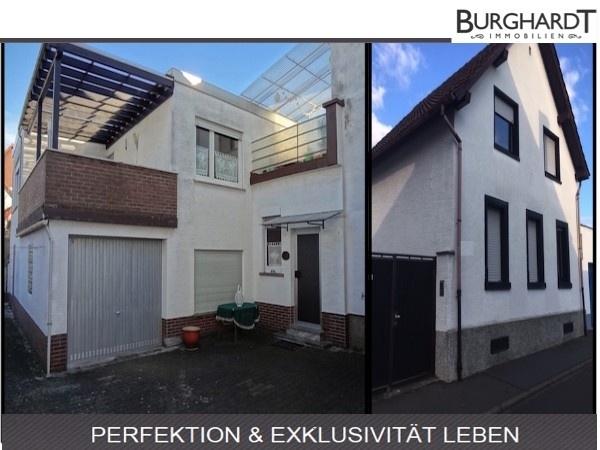Vorder-/Hinterhaus