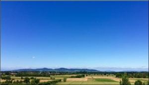 Weitblick in Richtung Kaiserstuhl