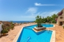 Pool Cala Fornells