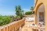 Terrasse Cala Fornells