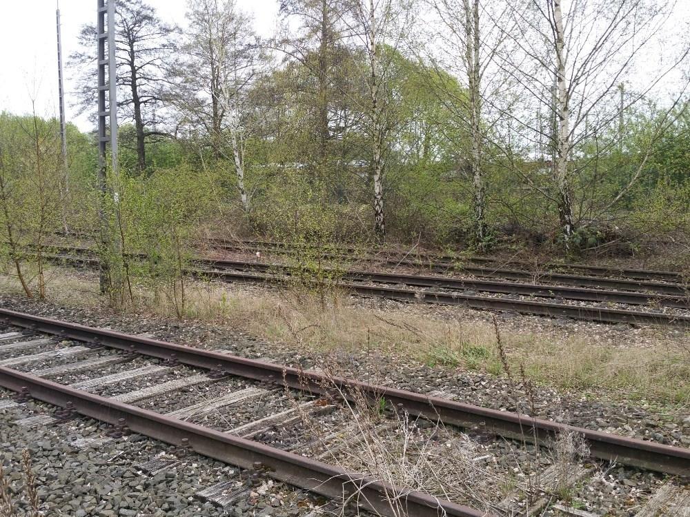 ehem. Eisenbahn-Infrastruktur