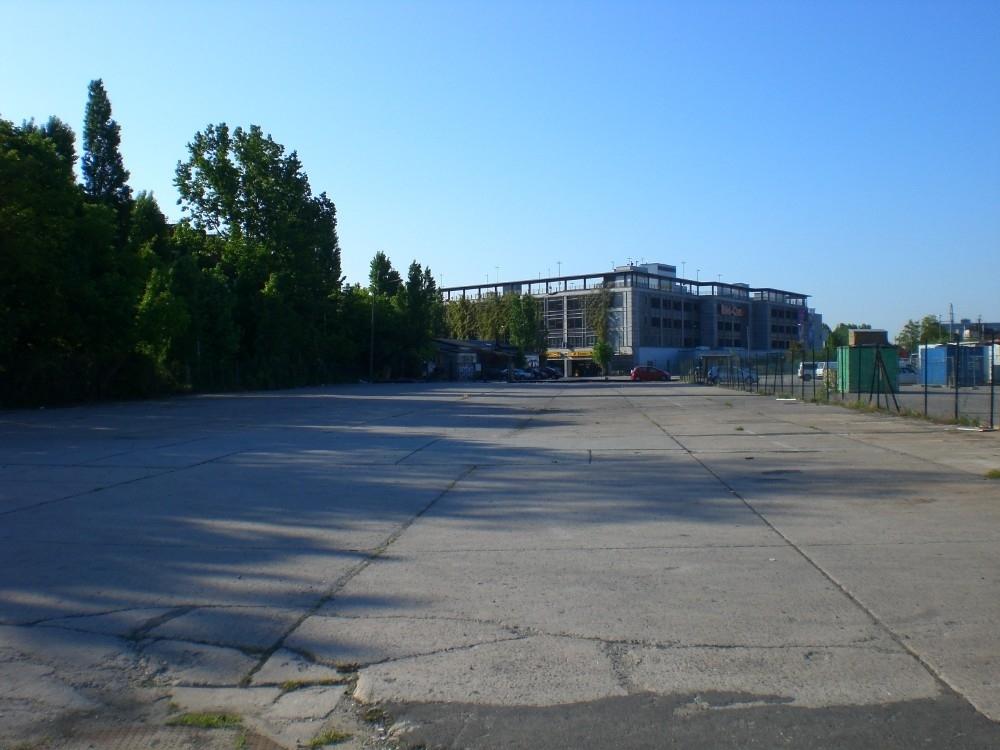 Blick Richtung Ringcenter