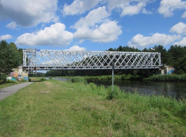 Foto Klinkerhafenbrücke