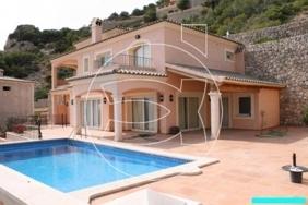 Villa in Puerto Andratx mit spektakulärem Meerblick