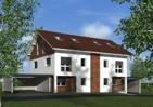 Doppeleinfamilienhaus Oberrindal