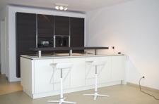 Küche Musterwohnung