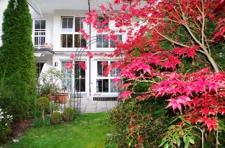 Hausansicht Gartenseite