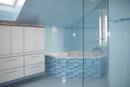 Design-Badewanne und ...