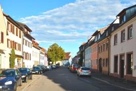 Historische Altstadtlage