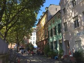 """Urbanität um die Ecke, Kuchen und mehr im """"Cafe Ruf"""""""