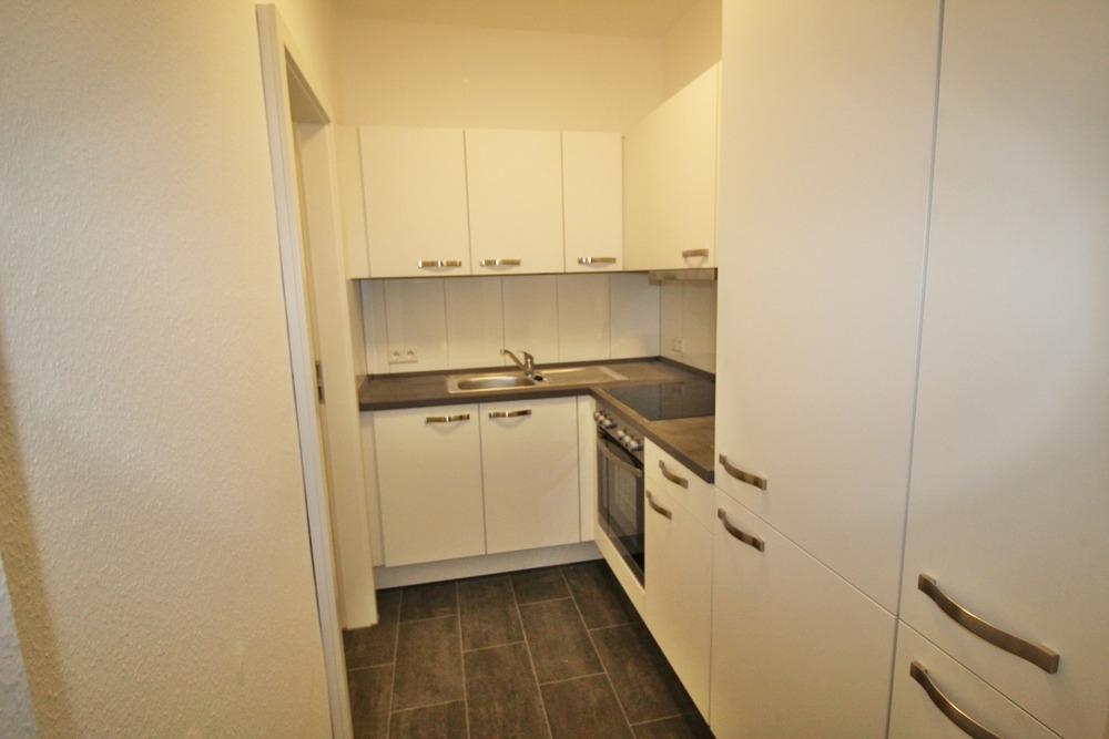 Wohnung 2 Küchenzeile