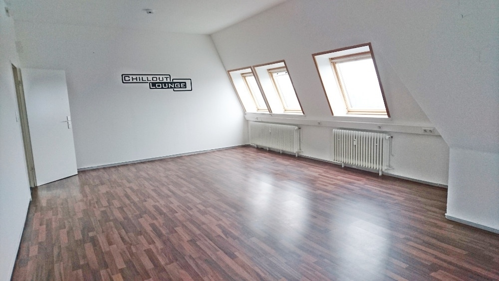 Zimmer - Blick nach links