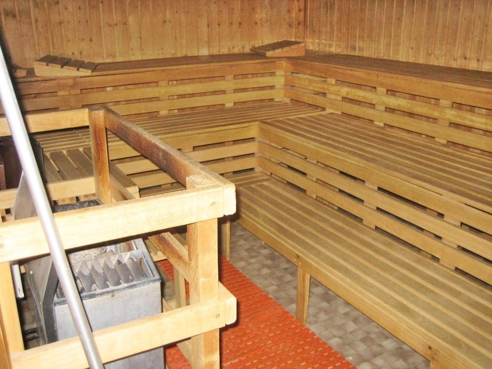 Saunagröße