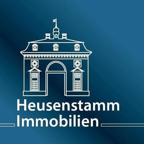 Heusenstamm Immobilien Logo _blau