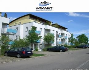 Gepflegte 3-Zimmer-Wohnung in Randlage