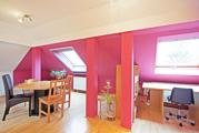 Lichtdurchflutetes Kinderzimmer