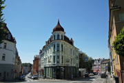 Stilvolles Gebäude