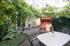 Schön angelegter Garten
