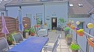 Terrasse-richtung-Küche