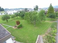 Luftbild vomNachbarhaus aus