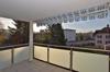 ...südlich ausgerichteten Balkon