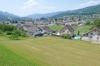 Aussicht übers Dorf...