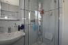 Nasszelle im OG mit Dusche...