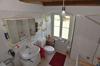 Helles Badezimmer....