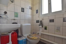 Separates WC im EG